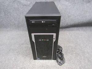 Nexlink DH61CR PC Tower Intel Core i5-2500K 3.30GHz 4GB RAM 250GB HDD