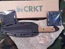 "CRKT Dragon Fighting Knife Wharncliff Blade 9"" G10 Full Tang Crawford 2010DK"