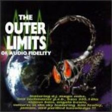 Outer Limits of Audio Fidelity DJ Magic Mike, Jamni, Bass 305, Vultures i.. [CD]