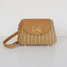 Women's Straw Shoulder Bags