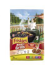 Friskies Adult Cat Food Meaty Grill 1kg