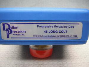Dillon RL550 Carbide 3 die set in 45 LC