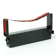 SMCO Printer ribbon for  Ink Ribbon for Citizen IR 41 BLACK/RED