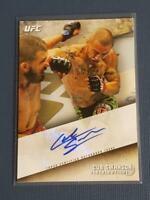 Cub Swanson Auto 2015 Topps UFC Knockout Autographs #KOA-CS