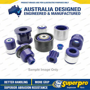 Superpro Rear Trailing Arm Upper Rear Bush Kit for Rover 2000-3500 P6 63-76