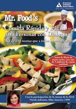 Mr. Food's Comida Rapida y Facil para Persons con Diabetes (Spanish Ed-ExLibrary