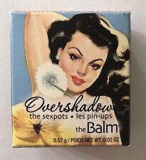 theBalm Overshadow Eyeshadow In The Sexpots Colour