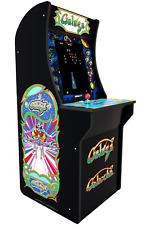 Arcade1Up Galaga + Galaxian Arcade Cabinet Machine LCD Display 4ft