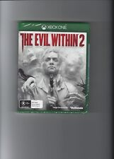 THE EVIL WITHIN 2 - XBOX ONE - BRAND NEW IN PACKET - MUST L@@K!!