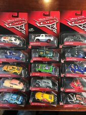 Disney Cars Diecast U Choose Bubba Louise Nash Hollis Moon Fabulous Hudson