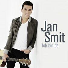 JAN SMIT - ICH BIN DA  CD  14 TRACKS DEUTSCHER SCHLAGER  NEU