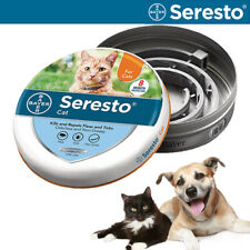Bayer Seresto Flea and Tick Collar for Cats Us fast free shipping 2020 new