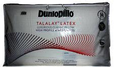 Tontine-Dunlopillo-2 Pack Latex Classic Pillow High Profile & Medium Feel Pillow