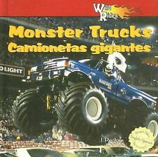 MonsterTrucks/Camionetas Gigantes (Wild Rides) by Poolos, J.