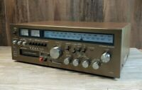 Vintage Panasonic RA-6600 Stereo Receiver  & 8-Track Recorder *NO POWER*