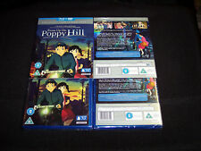 From Up on Poppy Hill (Glossy Slipcase) Limited Edition Blu-Ray + DVD [Sealed]