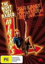 The Night They Raided Minsky's (DVD, 2009) NEW