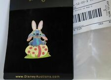 Disney Auctions ~ Stitch as a Bunny Rabbit Sitting on Easter Egg DA LE Pin