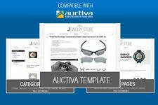 Auctiva Listing Template, eBay listing Template