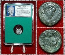 New ListingAncient Roman Empire Coin Arcadius Victory Dragging Captive By Hair