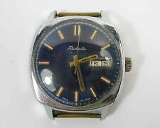 RAKETA - ROCKET VINTAGE USSR WATCH Day & Date, Mechanical Automatic 2627.H
