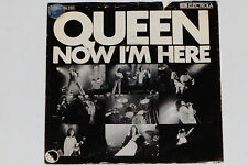 "QUEEN -Now I'm Here / Lily Of The Valley- 7"" 45"