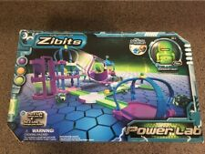 Zibits Power Lab with Exclusive Zibit Robot Brand New In Box!