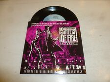"""JIM STEINMAN & FIRE INC - Tonight Is What It Means To Be Young - 1984 UK 7"""""""