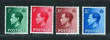 GREAT BRITAIN 1936 VF MNH Stamps Set Scott # 230-233 Edward VIII
