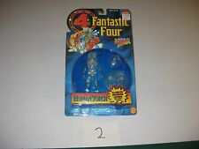 FANTASTIC FOUR ACTION FIGURE HUMAN TORCH  ERROR WRONG CHARACTER IN PACKAGE