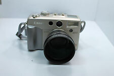 Canon PowerShot G2 Camera with Close up Lens 250D, lens adapter DC58 and Wide An