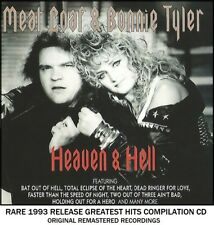 Meat Loaf Bonnie Tyler Best Essential Greatest Hits Collection RARE Rock Pop CD