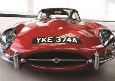 Jaguar Coche A3 Poster Print GZ1046
