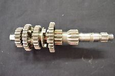 1993 YAMAHA BIG BEAR 350 TRANSMISSION MAIN SHAFT 2,3,4,5