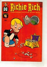 RICHIE RICH #11 COMIC BOOK NM-