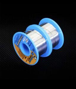 MECHANIC 40g 0.4mm Solder Wire Rosin Core Welding Tin Wire Sn63% Pb37% Low Melt