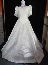 (101)Edles Damen Braut Standesamt Abend Kleid GR: 40