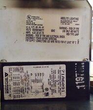 Abolite Lighting ALP2-400-MH-MT M59 Metal Halide Low Bay Light Fixture; 400 Watt