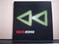 VASCO ROSSI - REWIND (radio edit) + REWIND (live)-NUOVO CD singolo cardsleeve