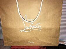 Christian Louboutin Paper Shopping Bag