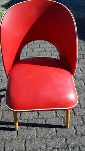 Cocktailsessel 50er 60er Jahre Cocktail Sessel Stuhl Rockabilly Vintage