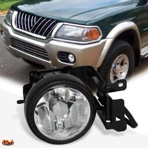 For 00-04 Mitsubishi Montero Sport OE Style Front Bumper Fog Light/Lamp Right RH