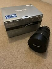 Tamron 15-30mm F/2.8 Di VC USD Wide Angle Zoom Lens for Canon in mint condition