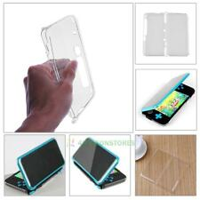 Clear Protector Comfortable Silicone TPU Case Cover For New Nintendo 2DS XL/LL