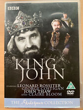 King John DVD 1984 BBC Shakespeare Collection Life and Death of