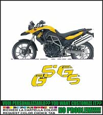 kit adesivi stickers compatibili f 650 gs 2012