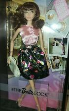 Barbie Collector THE LOOK Tea Party BLACK LABEL DY08 Mattel Very RARE