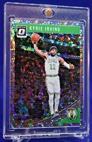 KYRIE IRVING OPTIC DISCO SILVER PRIZM REFRACTOR BOSTON CELTICS SP RARE