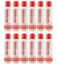 12pz BOROTALCO INTENSIVE deodorante spray 150ml corpo deo NUOVO anti aloni