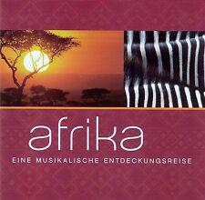 AFRIKA - EINE MUSIKALISCHE ENTDECKUNGSREISE / CD - TOP-ZUSTAND